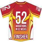 52 Marathons in 52 Weeks